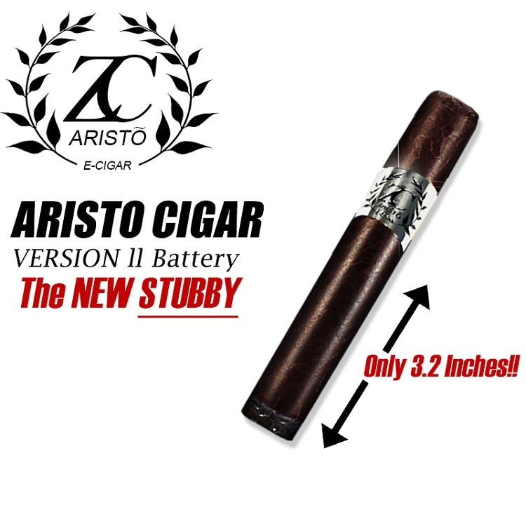 Aristo Cigar STUBBY  Battery Version2  (650mah)