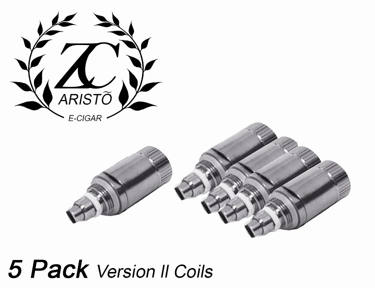 Aristo Cigar Version 2 Coils - 5 Pack
